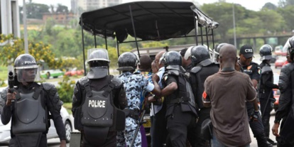 Côte d'Ivoire: l'opposition s'inquiète pour ses responsables arrêtés