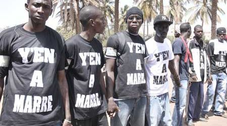 Y en a Marre rejette Souleymane Jules Diop, Latif Coulibaly...