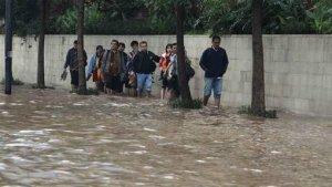 Inondations à Jakarta: 11 morts, 18.000 sans-abri
