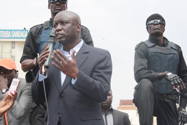 """Débat Apr -Rewmi: """"Je ne me permettrai pas de m'associer à ce débat"""" Idrissa Seck"""