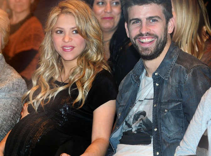 Shakira accouche de son premier bébé