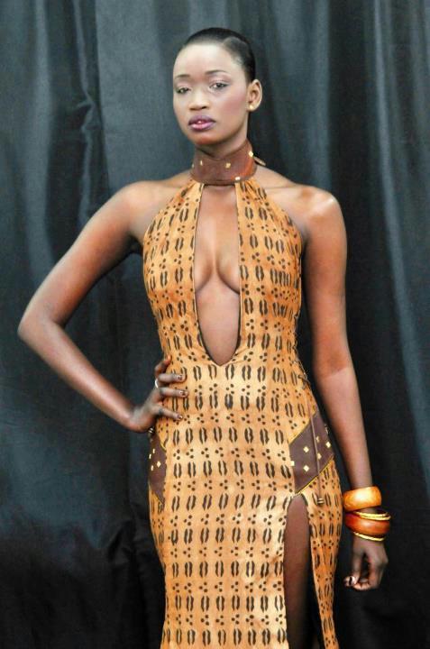 Yacine Bare by Mamata Design !!!