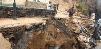 Erosion côtière : Dakar a perdu 64,66 mètres depuis 1954