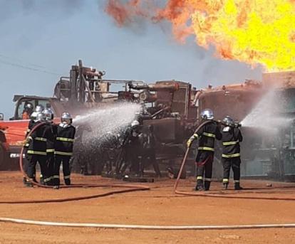 """Dr Amadou Cissé sur le puits de Ngadiaga: """"pour éteindre le feu, il suffit de..."""""""