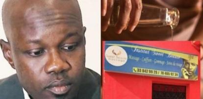 Affaire Sonko : Ce que révèlent les caméras de surveillance du salon de massage Sweet Beauté