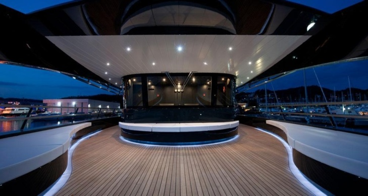 Location du bateau de luxe msc musica 8 milliards le dossier discr tement transmis au parquet - Recrutement port autonome de dakar ...