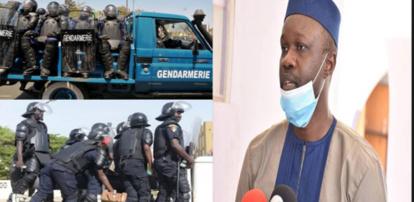 Affaire Sweet Beauté : Un gendarme et un policier soupçonnés d'informer Sonko arrêtés