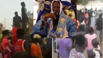 Tensions répétitives à Diohine: Le marabout Bara Sène va finalement quitter le village