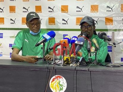 Amical : Aliou Cissé ne sous-estime pas la Zambie