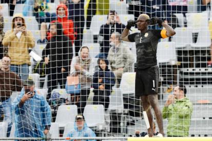 Al Seyni Ndiaye (capitaine des Lions) : « Notre objectif c'est de faire venir le président Macky Sall pour assister à la finale... »