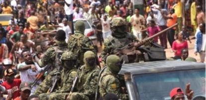 Putsch en Guinée : Plus d'une centaine de dépouilles enterrées en l'absence de leurs proches