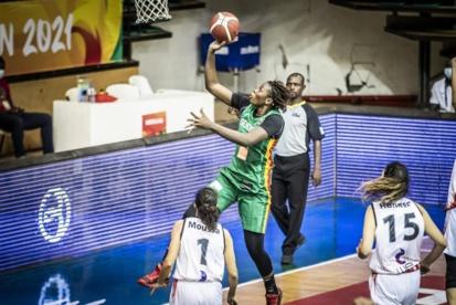 Afrobasket : les Lionnes en quarts de finale !