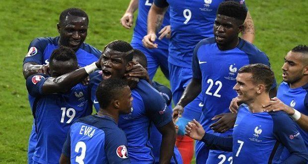 Equipe de France de football : ils étaient sept Africains en bleu face à l'Islande