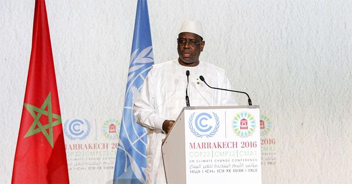 """le président Macky Sall recommande de travailler en """"parfaite symbiose"""""""