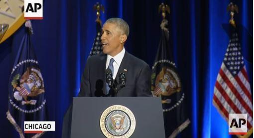Chronique d'une présidence pacotille et inachevée: Bye-bye, Mister Président Obama! -Par Abdoulaye Cissé(Sud quotidien)