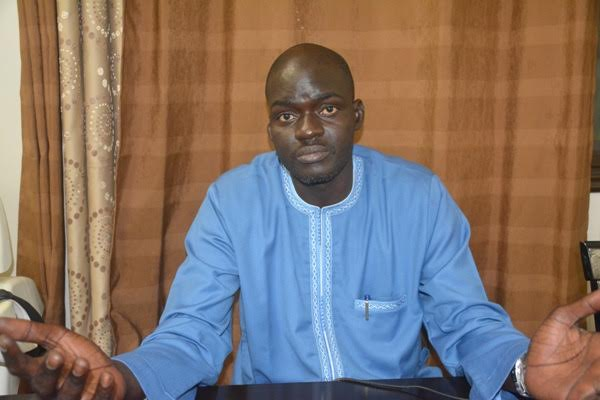 Alinard Ndiaye : «Le MLK est de tout cœur avec Bamba FALL»