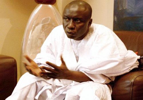 """Idrissa Seck: """"Ma mère avait souhaité que je porte le nom de Serigne Cheikh Ahmed Tidiane Sy"""""""
