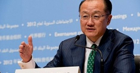 Le président de la BM insiste sur l'investissement dans les infrastructures