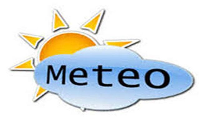 Météo: ''Temps ensoleillé'' et ''Températures maximales''pour les prochaines 24 heures(ANACIM)