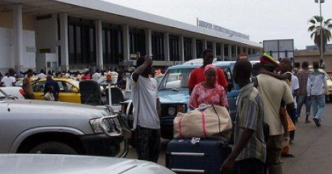Hausse de 5,8% des passagers enregistrés à l'aéroport de Dakar à fin février 2017
