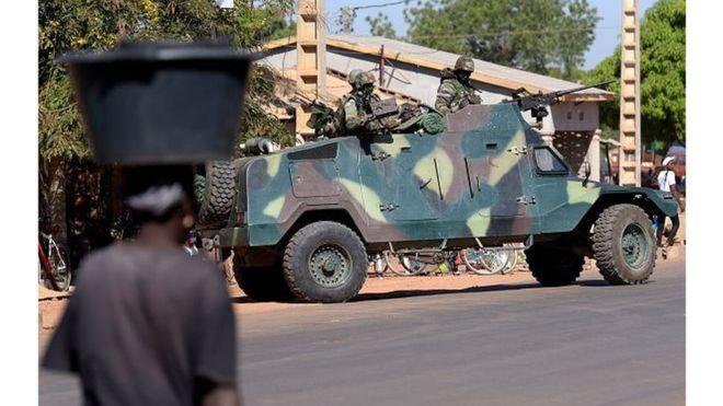 GAMBIE : Échange de coups de feu à Kanilai