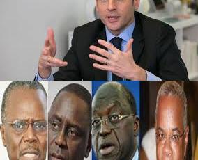 Macron –Tanor, Niasse, Djibo et Macky