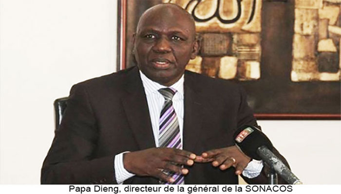Agriculture: 87.000 Tonnes d'arachides collectées par la SONACOS SA (Directeur général)