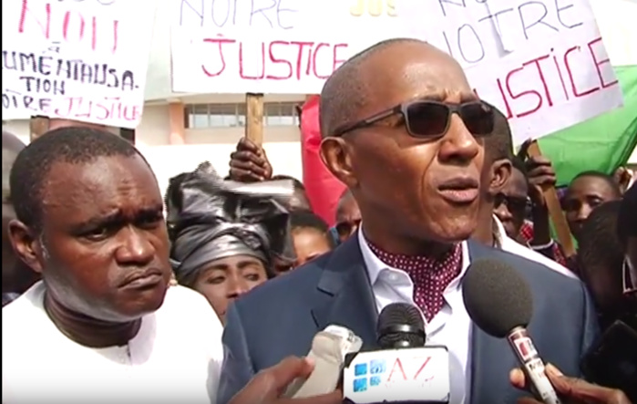 Dernière minute: Relaxe pure et simple pour Abdoul Mbaye(SENEPLUS)