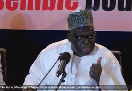 Réplique: Moustapha Niasse tire à bout portant sur Moussa Tine pour avoir critiqué l'Assemblée nationale