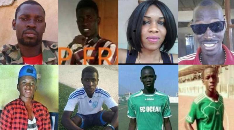 Drame du STade Demba DIOP: Voici les 8 victimes
