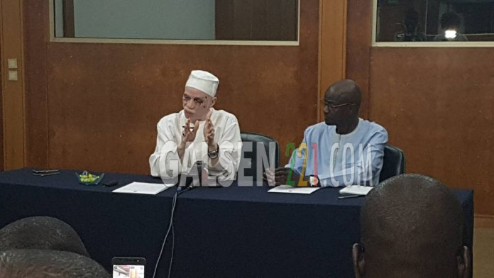 Présidence de la Fédération: Deux candidats doutent de la fiabilité du fichier électoral