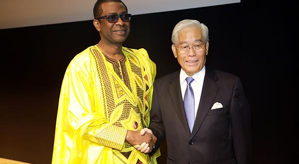 Musique: Le ''Praemium imperiale'' du Japon décerné à Youssou NDOUR