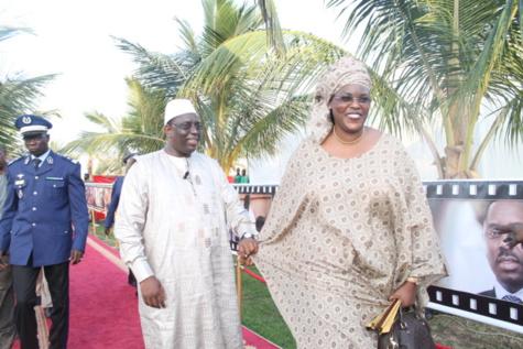 DEMENAGEMENT: Macky quitte le Palais présidentiel