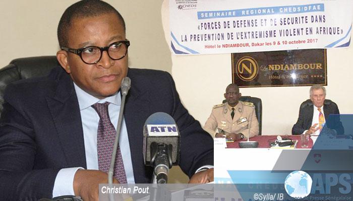 """Lutte contre l'extrémisme violent: Les forces de défense africaines invitées à se """"surpasser"""""""
