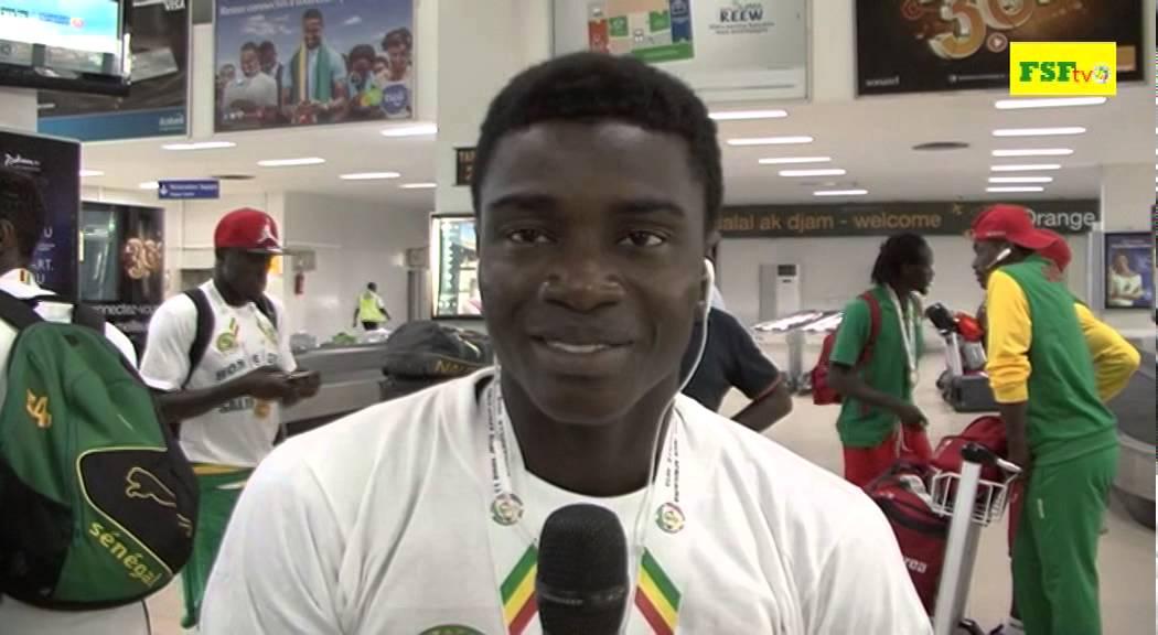 """Moussa WAGUÉ : """"La différence est énorme entre la sélection A et les autres équipes nationales"""""""