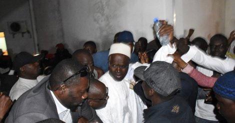 Affaire Khalifa SALL: Le maire de Dakar fixé sur son sort la semaine prochaine