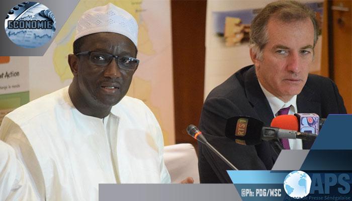 Coopération: L'AFD a injecté plus de 856 miliiards de FCFA au Sénégal depuis 2007 (Amadou BÂ)