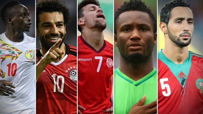 Coupe du monde 2018 : tirage contrasté pour les sélections africaines