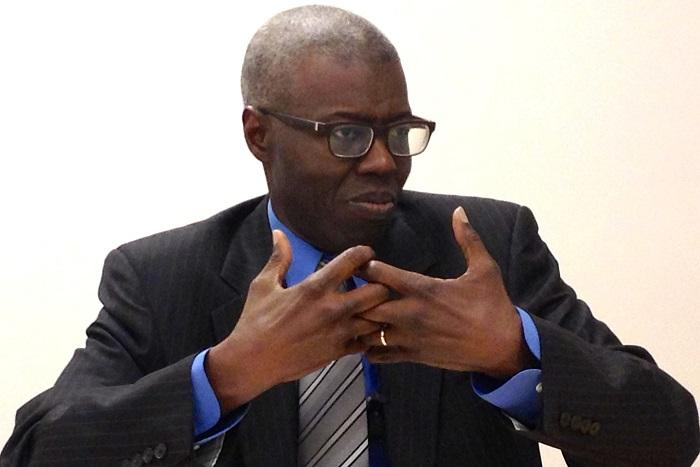 Université-Distinction: PR Souleymane DIAGNE, lauréat du prix Frantz FANON lifetime achievement