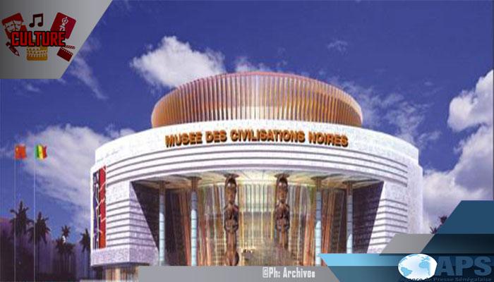 Infrastructures: Lancement des travaux de construction de l'esplanade du musée des civilisations noires