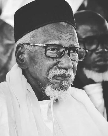Serigne Cheikh Sidy Mokhtar Mbacké est mort cette nuit à Touba: Il était souffrant depuis quelques temps