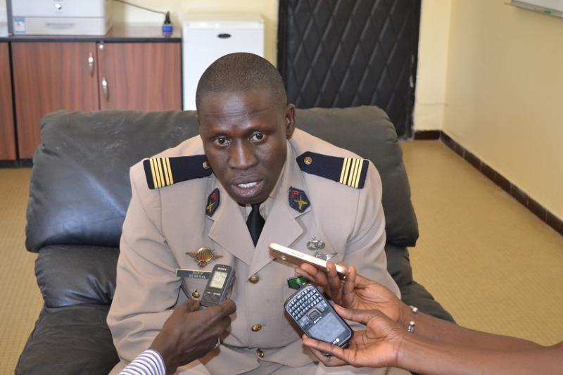 Tragédie de Bayotte: Le colonel Khar Diouf, Commandant de la zone militaire N° 5, appelle les populations à collaborer