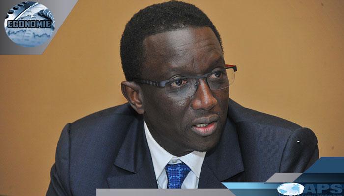 Finances publiques: Le déficit budgétaire devrait se situer à 3,5% en 2018 selon Amadou Ba