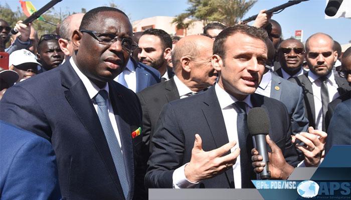 Afrique-France: Macron invite les africains à s'approprier la Francophonie