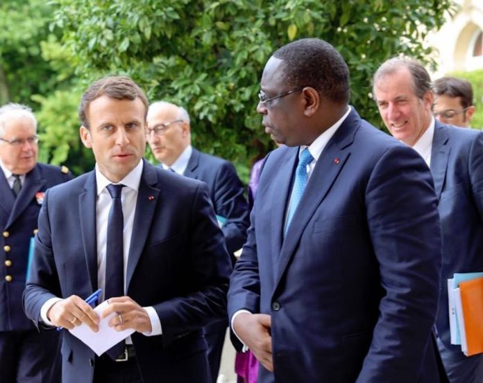 France/Sénégal:Macron offre 47 milliards d'aide, ses entreprises raflent 300 milliards en contrats