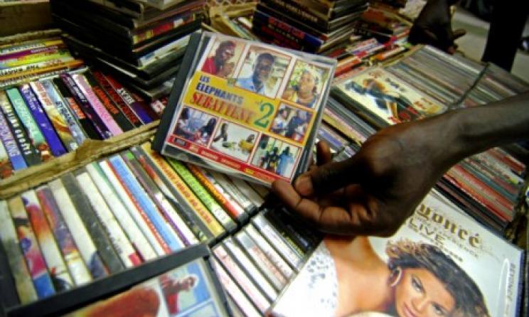 Piraterie: La gendarmerie saisit plus de dix mille CD contrefaits