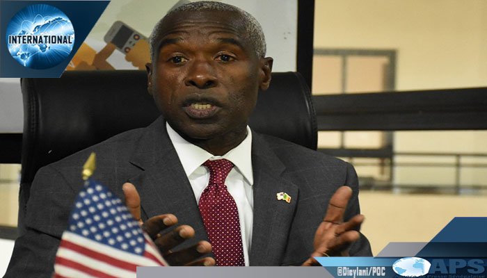 """Diplomatie: """"America first"""" n'est pas synonyme d'exclusion de partenaires(Ambassadeur USA)"""