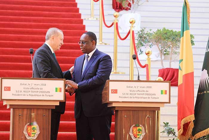 Signature de nouveaux accords de coopération entre le Sénégal et la Turquie: