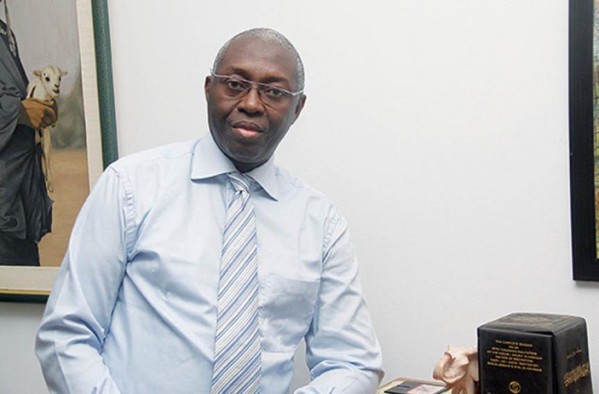 Lettre adressée à la directrice du FMI: Mamadou Lamine Diallo écrit à Christine Lagarde