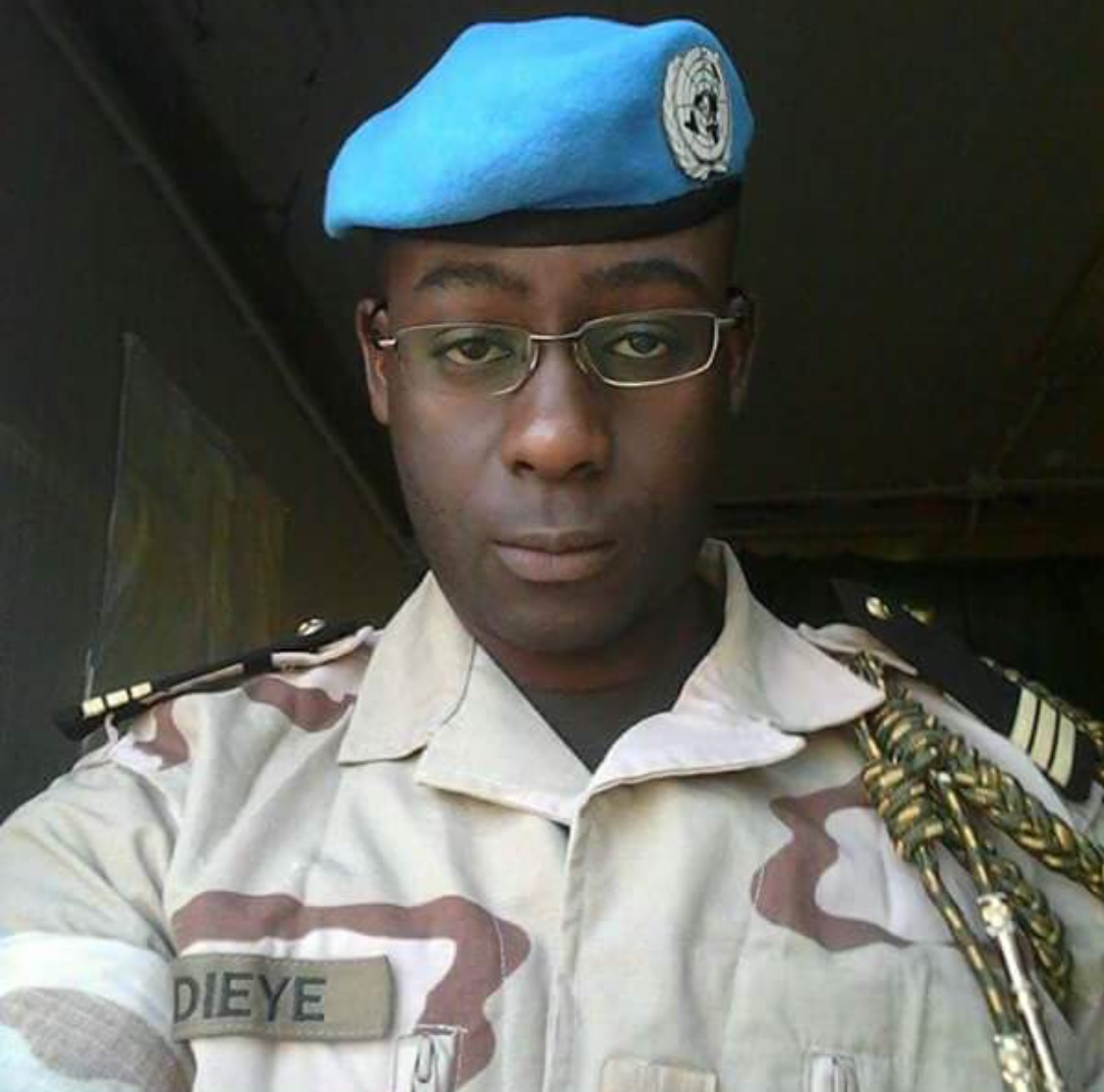 Capitaine Mamadou DIEYE: L'histoire d'un déserteur